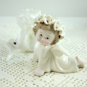 ANGELO Pearl Angel Sdraiato - MELOGRANO