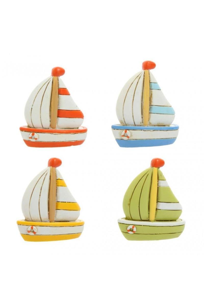 Bomboniere barca a vela pc in diversi colori bomboniere for Accessori per barca a vela