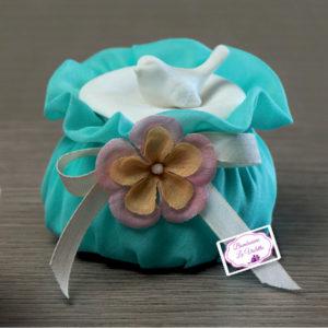 scatola-porcellana-bianca-4-soggetti-assortiti-bomboniere-matrimonio-sacchetto-verde-tiffany-bomboniere-matrimonio-scatolata-linea-spring-ad-emozioni-www-bombonierelavioletta-it
