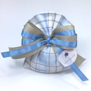 sacchetto-bustina-portaconfetti-esclusiva-bomboniere-la-violetta-in-piquet-millerighe-stampato-beige-tortora-nastri-gros-grain-bombonierelavioletta.it