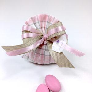 bustina-portaconfetti-piquet-millerighe-rosa-linea-fioccano-emozioni-esclusiva-bombonierelavioletta.it