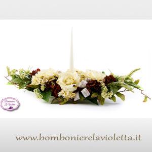 centrotavola-con-piatto-quattro-rose-cannella-linea-chicolate-fioridilena-bombinierelavioletta.it
