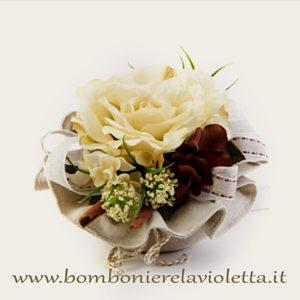 cestino-con-rosa-e-cannella-linea-chocolate-fioridilena-bombonierelavioletta.it