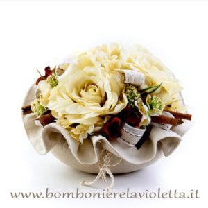 cestino-con-rose-e-cannella-Linea-chocolate-Fiori-di-Lena-bombonierelavioletta.it