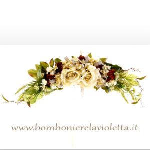 fuoriporta-con-due-rose-cannella-linea-chocolate-bombonierelavioletta.it