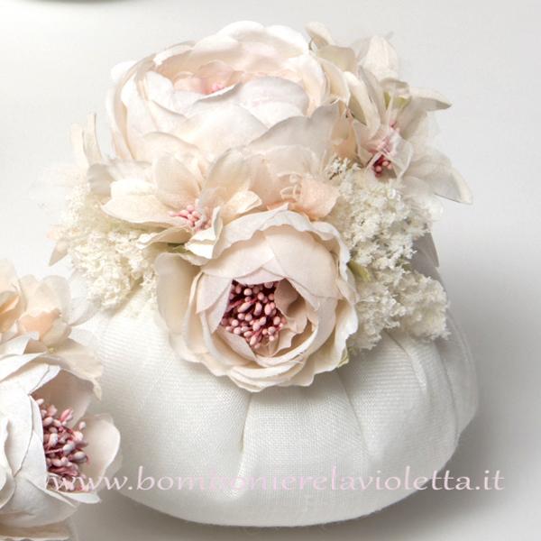 Matrimonio Rustico Bomboniere : Sacchetto rustico sposi cuorematto bomboniere la violetta