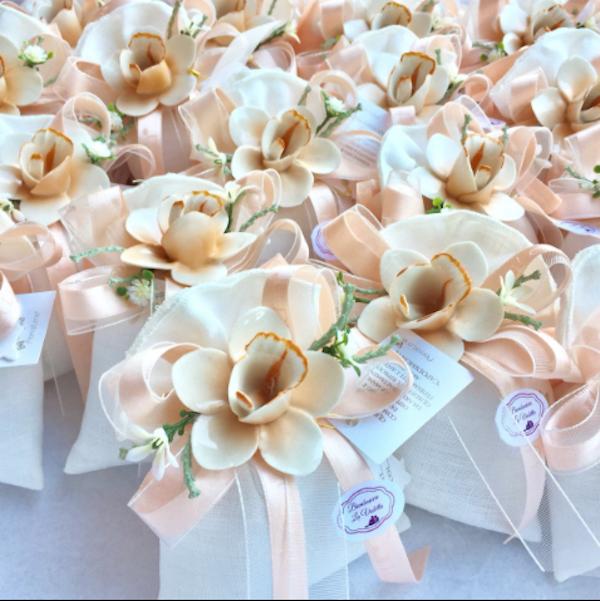Segnaposto Matrimonio Orchidea.Linea Orchidea Fiori Di Lena Bomboniere La Violetta